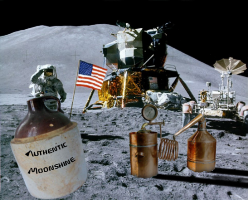 The Fun Astronauts Could Have Had on the Moon