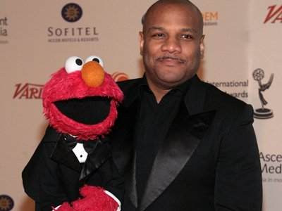 "Elmo - ""His hand... is so cold..."""