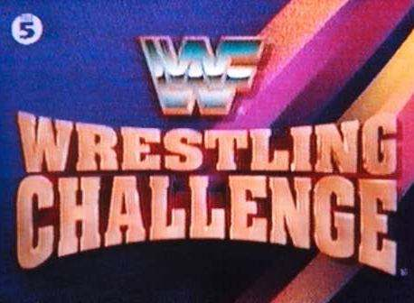 "Yeah, that's what passed for a show name back then. They should've called it ""Wrestling Challenged."""
