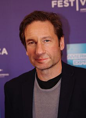 Richard Duchovny, or David Gere?
