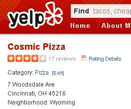 Proof. Yelp is stupid.