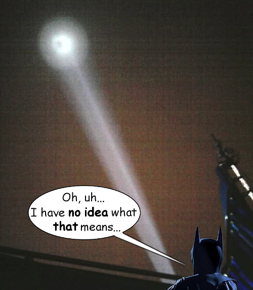 no-bat-signal