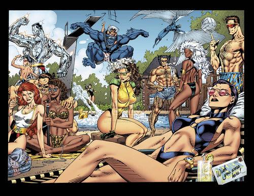 x-men-pool-party